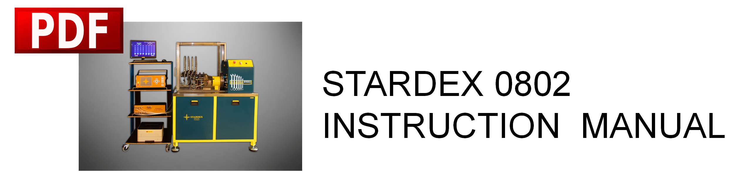 STARDEX 0802 TEST BENCH