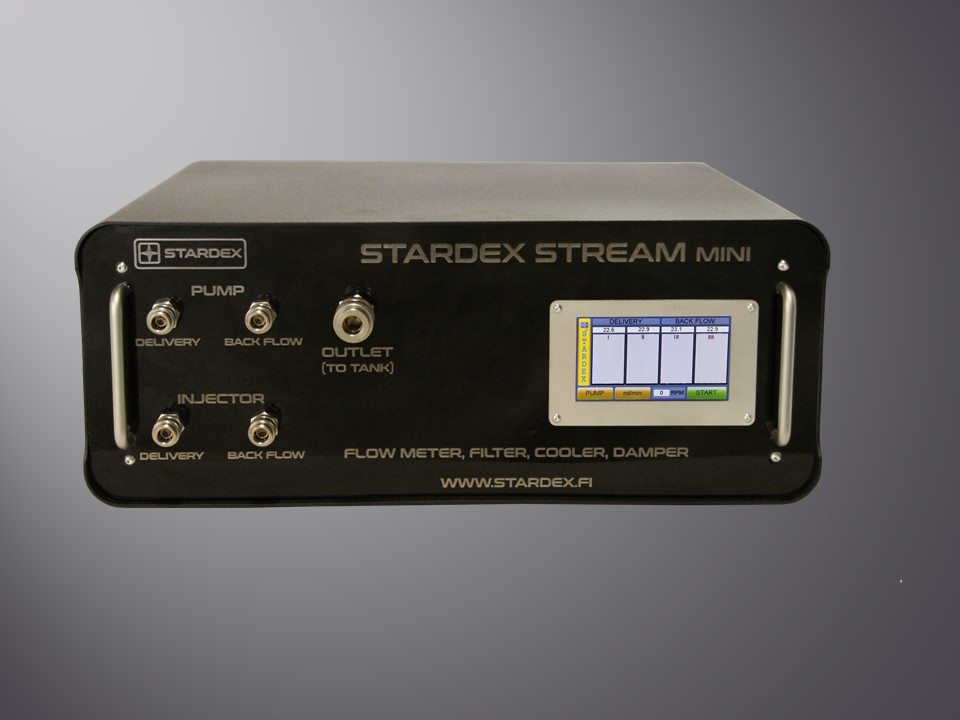 STARDEX Stream Mini FLOW METER