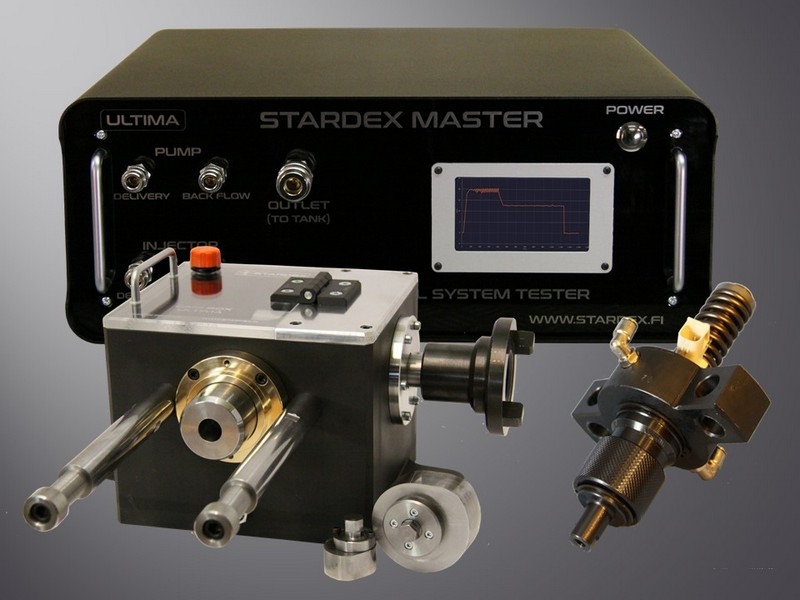STARDEX CAM BOX ULTIMA Tester