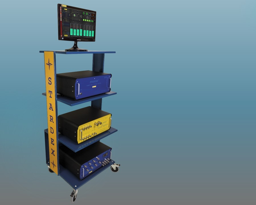 stardex diesel test equipment